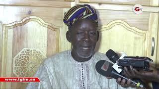 "Cheikh Mahi Niass: ""Les médias responsables ont le pouvoir de bâtir …"""