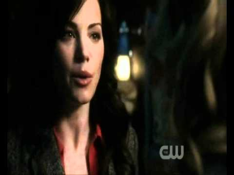 Smallville - 10x11 - Icarus - Lois escapes and runs into Cat Grant