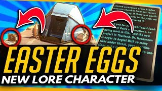 Overwatch | NEW CHARACTER AND LORE TEASE?! - Petra Map Easter Eggs