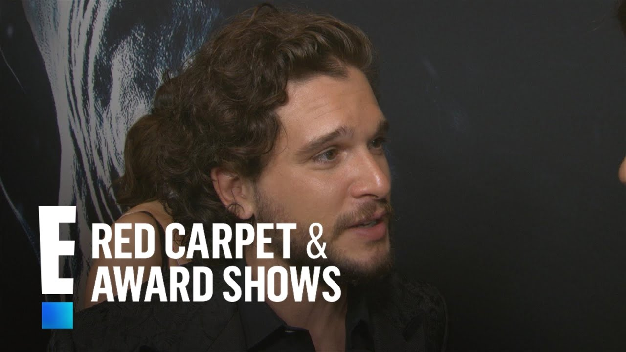 I went to the 'Game of Thrones' premiere and the red carpet was basically a family reunion