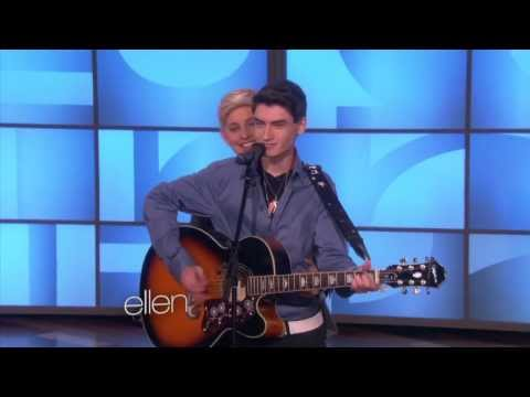 David Thibault  Elvis  Blue Christmas  Ellen Degeneres