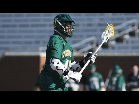 Men's Lacrosse: #12 Vermont at #1 Albany (3/17/18)