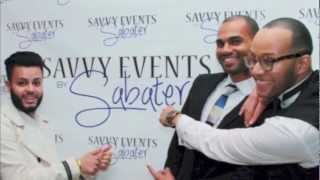 Savvy Events by Sabater (SES) One Year Anniversary & Launch Party (New York, NY 03.03.13)