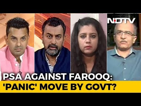 Reality Check | Farooq Abdullah's Detention: Public Safety Or Silencing Dissent?