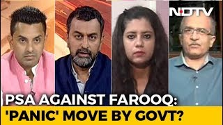 Reality Check   Farooq Abdullah's Detention: Public Safety Or Silencing Dissent?