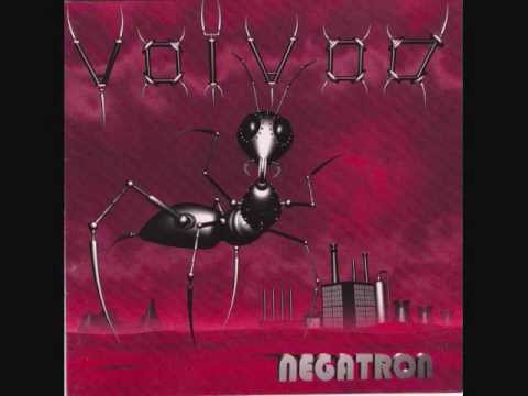 Voivod - Nanoman - Negatron 1995