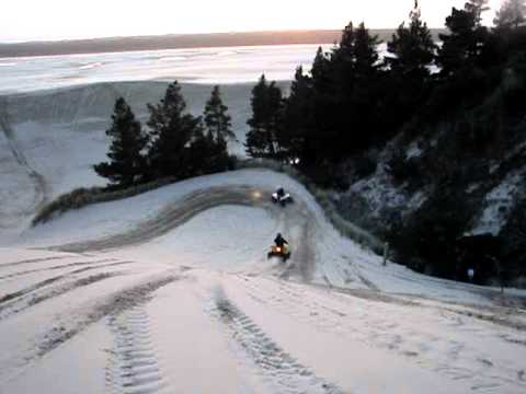 Florence Oregon Sand Dunes Youtube