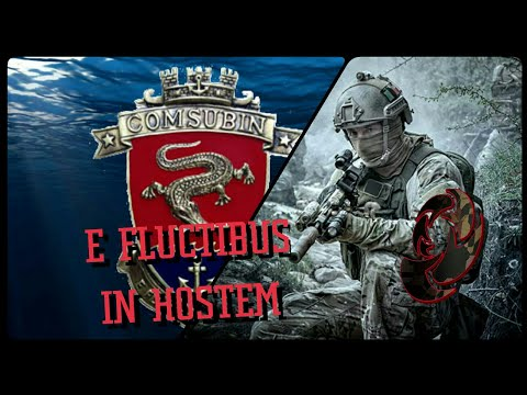 Italian special forces | history of COMSUBIN - the Italian navy special forces