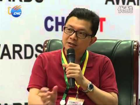 CHINICT Report on CNC World -  China's largest TV Channel in English.