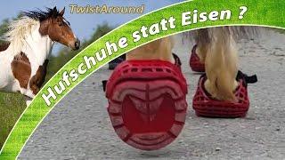 Hufschuhe anstatt Hufeisen?   Info-Video