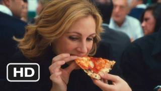 Eat Pray Love #3 Movie CLIP - Pizza Margherita in Napoli (2010) HD