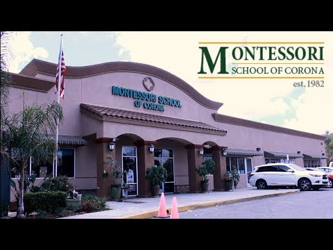 Welcome to Montessori School of Corona