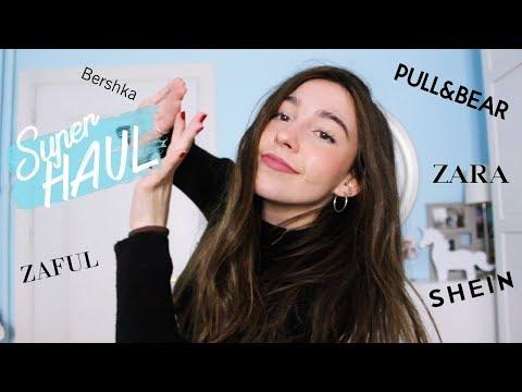 Try On Haul Temporada Zaful Shein Zara Pull Bear Paula Colino