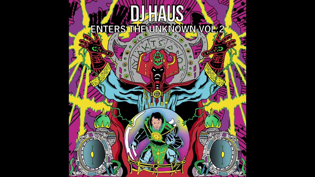 Download Hugo Massien & DJ Haus - Network Processor - Unknown To The Unknown