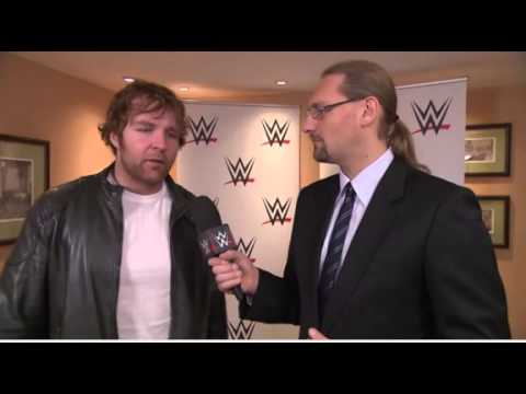 Dean Ambrose Interview in Germany