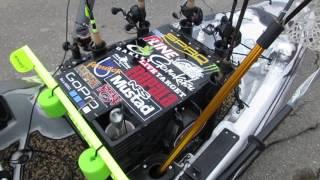 Fishing Kayak Setup - Old Town Predator