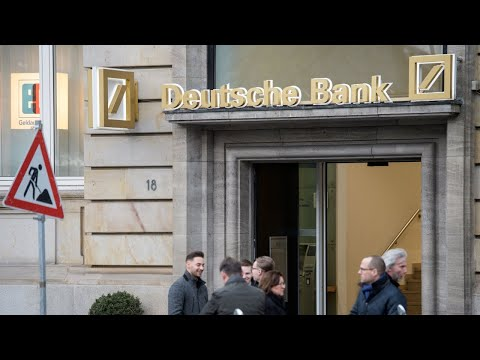 Deutsche Bank reportedly handing over Trump docs