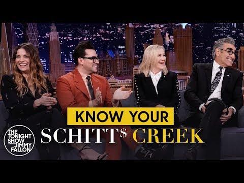 Sheri Van Dyke - Know Your 'Schitt's Creek' With The Cast & Jimmy Fallon!