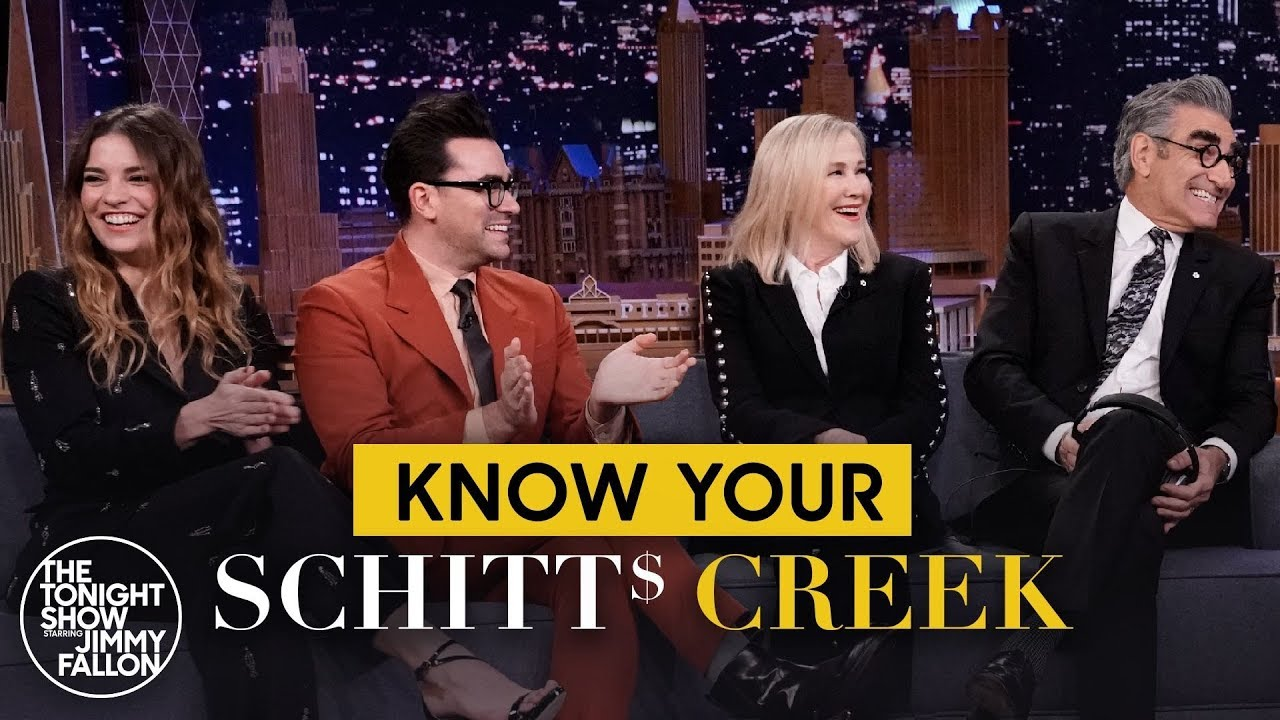 The 'Schitt's Creek' Cast Has Fought Over Fast Food Pizza On Set