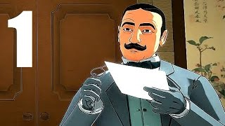 Agatha Christie: The ABC Murders - Part 1 Let's Play Game Walkthrough - ENGLISH