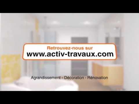 Publicité Activ Travaux