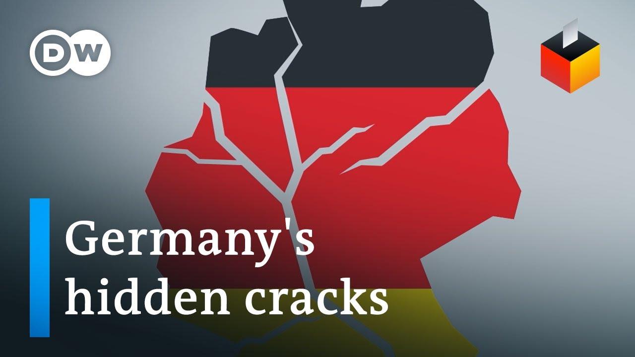 Germanys hidden cracks A nation at a crossroads  DW Analysis