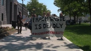 Ban Fracking Waste in New Jersey--June 20, 2013