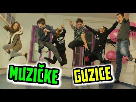 Muzičke Guzice!!! (P1KAMO #2)