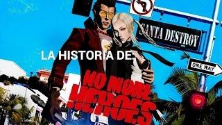 La historia de No More Heroes