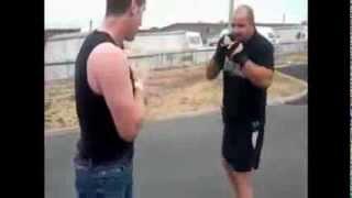 Paddy Ward v Barney Mcginley *BAREKNUCKLE FIGHT!*