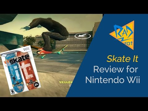 Skate It Review for Nintendo Wii
