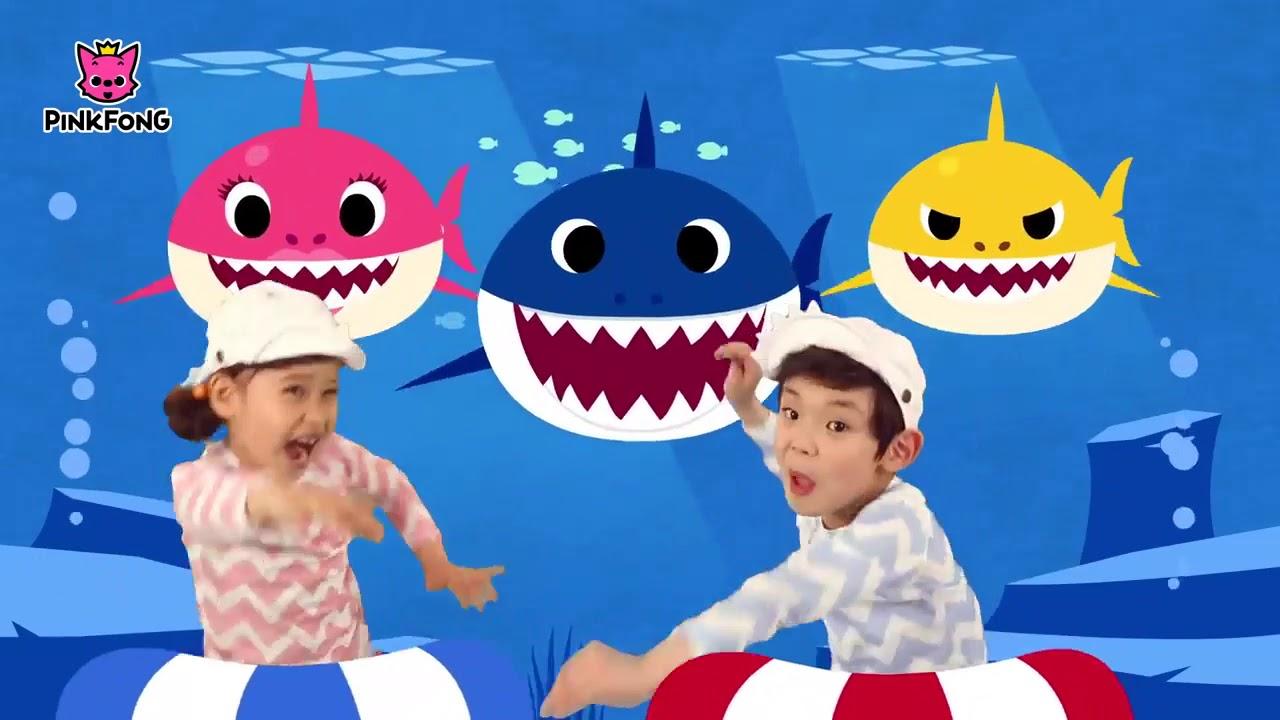 Baby Shark Dance хүүхдийн дуу - YouTube