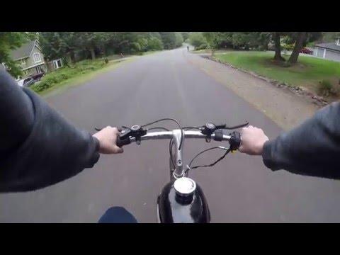 50cc motorized bicycle