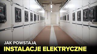 Video Jak powstają instalacje elektryczne hal produkcyjnych? - Fabryki w Polsce download MP3, 3GP, MP4, WEBM, AVI, FLV November 2018