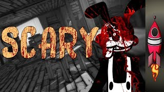Bendy And The Ink Machine Boris Song   Bad Wolf   SCARY VERSION   Rockit Gaming 🚀