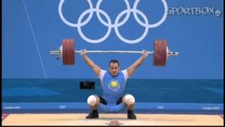 Илья Ильин (Казахстан) - выступление на Олимпиаде 2012