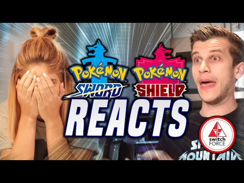gf-reacts-pokemon-sword-and-shield:-starters,-graphics-and-indepth-review!