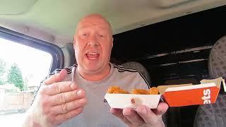 McDonald's Spicy Nuggets