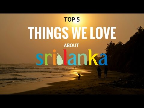 Sri Lanka Top attractions and travel guide video
