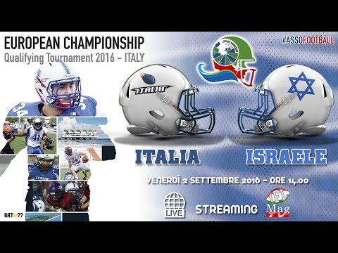Italy vs Israel