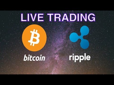 Trading CryptoCurrency Live - Live Bitcoin Trading