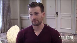 Chris Evans talks Captain America: Civil War - Collider