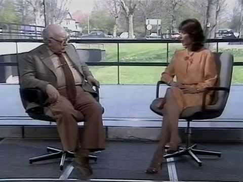 Arthur Lowe - Pebble Mill at One - BBC - 1982 Last interview Complete