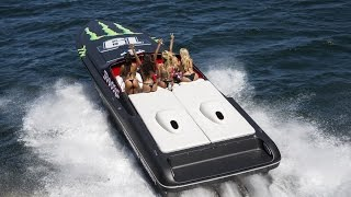 Dirt Shark - Catalina Ski Race