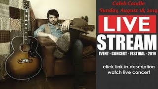 LIVESTREAM: Caleb Caudle (LIVE) at New York NY US