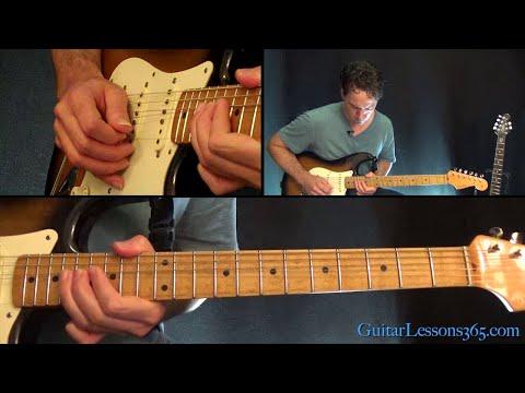 Free Bird Guitar Solo Lesson - Lynyrd Skynyrd - Solo Pt. 1