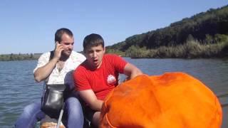 Рыбалка в Липцах, отдых на природе,половили карася,уезжаем домой.