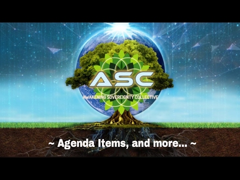 ASC 'Agenda Items, Project leaders, Action points and General Planning' 1/9/17