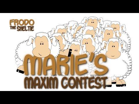 Marie's Maxim Contest