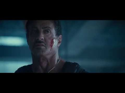 The Expendables 2 Fight (Stallone vs. Van damme)